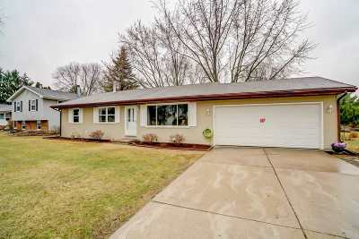 Madison Single Family Home For Sale: 5209 Camilla Rd