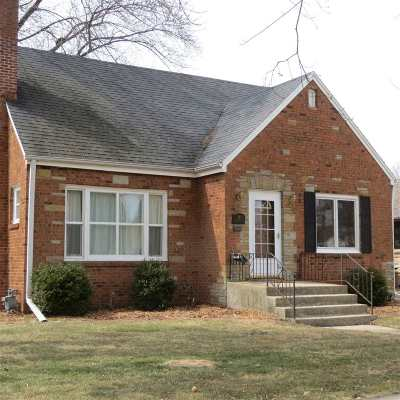 Janesville Single Family Home For Sale: 741 Ringold St