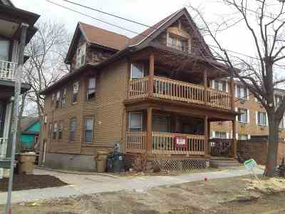 Madison Multi Family Home For Sale: 19-21 N Hancock St
