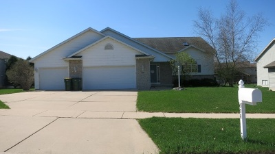 Cottage Grove WI Single Family Home For Sale: $339,000