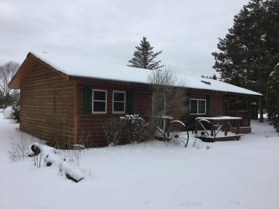 Wisconsin Dells Single Family Home For Sale: 1187 N Gale Dr