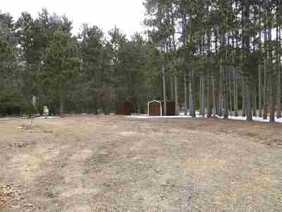 Residential Lots & Land For Sale: W8398 Fawn Dr