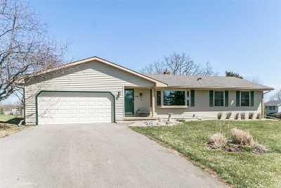 McFarland Single Family Home For Sale: 5416 Dennis Dr