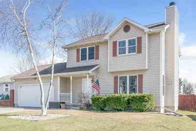Madison WI Single Family Home For Sale: $237,000