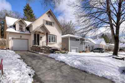 Madison WI Single Family Home For Sale: $374,900