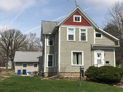 Columbus Single Family Home For Sale: 652 S Lewis St