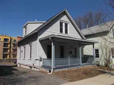 Madison WI Single Family Home For Sale: $252,000