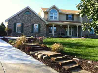 Madison WI Single Family Home For Sale: $499,900