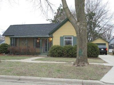 Green County Single Family Home For Sale: 1403 W 4th Ave