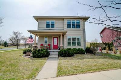 Madison Single Family Home For Sale: 3962 Mammoth Tr