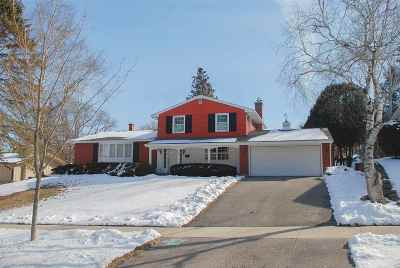Madison Single Family Home For Sale: 117 Island Dr