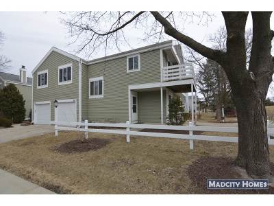 Madison WI Condo/Townhouse For Sale: $245,000
