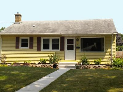 Madison WI Single Family Home For Sale: $219,900