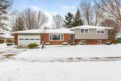 Sun Prairie Single Family Home For Sale: 609 Hanley Dr