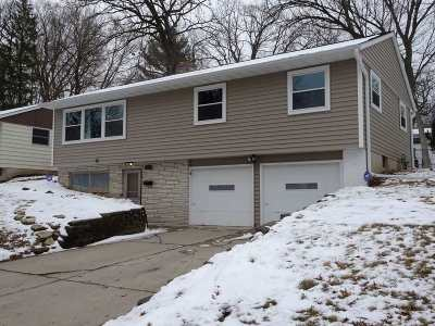 Madison WI Single Family Home For Sale: $204,900