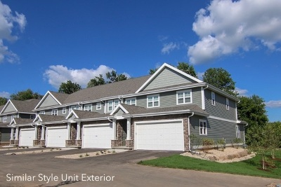 Deforest Condo/Townhouse For Sale: 4831 Innovation Dr #4 Bld 6