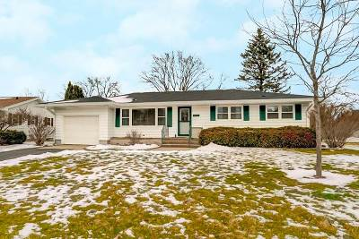 Deforest WI Single Family Home For Sale: $225,000
