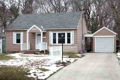 Madison Single Family Home For Sale: 4314 Maher Ave