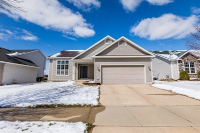 Madison Single Family Home For Sale: 5406 Yesterday Dr