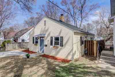 Madison Single Family Home For Sale: 1934 Schlimgen Ave