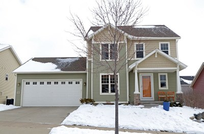 Madison Single Family Home For Sale: 533 Orion Tr