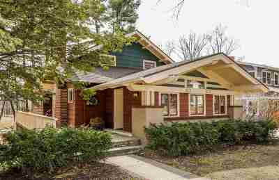 Madison Single Family Home For Sale: 1821 Vilas Ave