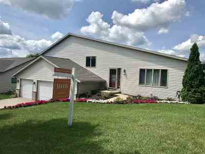 Mount Horeb WI Single Family Home For Sale: $349,900