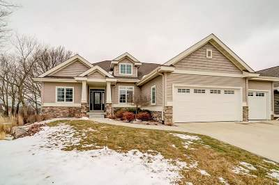 Waunakee Single Family Home For Sale: 1410 Shenandoah Dr