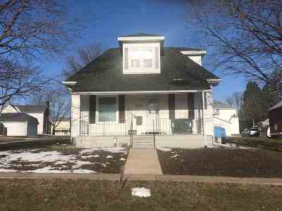 Single Family Home Sold: 529 S Harrison St