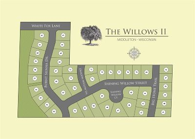 Middleton Residential Lots & Land For Sale: 9931 Shining Willow St