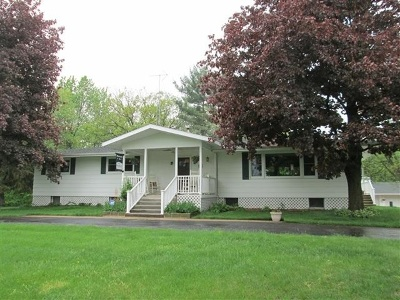 Wisconsin Dells Single Family Home For Sale: 4169 Hwy 13