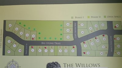 Middleton Residential Lots & Land For Sale: 9832 Cape Silver Way