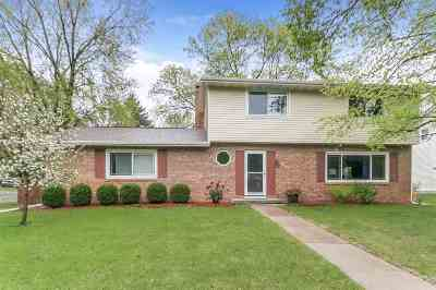 Fitchburg Single Family Home For Sale: 2601 King James Way
