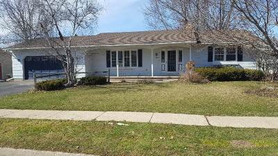Stoughton Single Family Home For Sale: 1432 Felland St