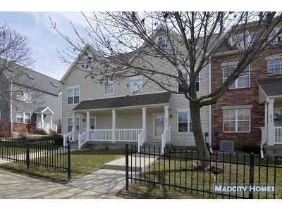Madison Condo/Townhouse For Sale: 2011 McKenna Blvd