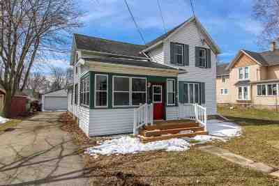 Cambridge Single Family Home For Sale: 307 E Main St