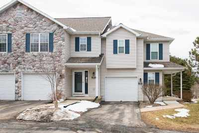 Sun Prairie Condo/Townhouse For Sale: 279 N Musket Ridge Dr