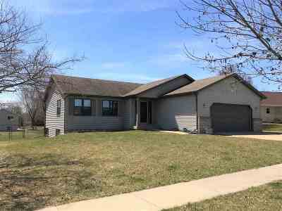 Dane County Single Family Home For Sale: 401 Overlook Terr