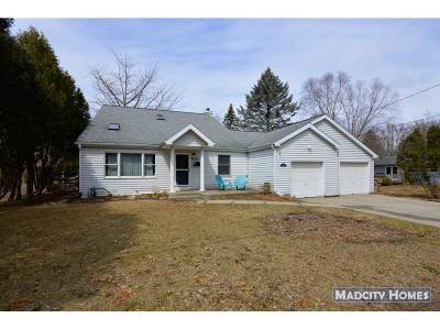 Madison Single Family Home For Sale: 934 Pontiac Tr