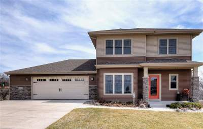 Blue Mounds WI Single Family Home For Sale: $384,900