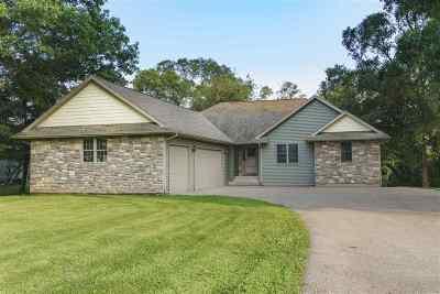 Rock County Single Family Home For Sale: 4630 E Creek Rd