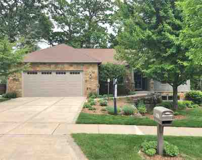 McFarland Single Family Home For Sale: 5927 Holscher Rd