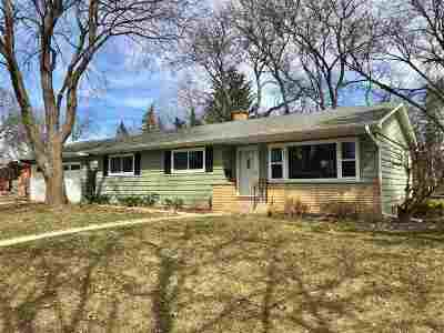 Madison Single Family Home For Sale: 217 Richland Ln
