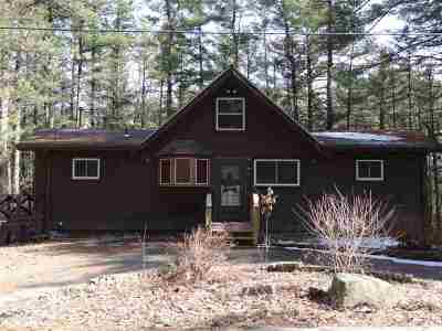Wisconsin Dells Single Family Home For Sale: 224 Mariealain Dr