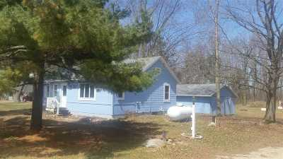 Single Family Home For Sale: W10508 Hwy 16