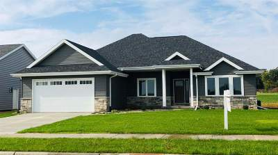 McFarland WI Single Family Home For Sale: $469,900
