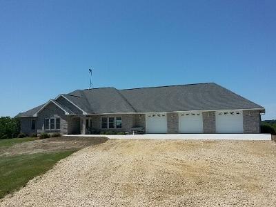 Platteville Single Family Home For Sale: 2058 Airport Rd