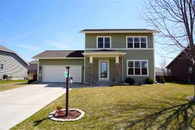 Deforest WI Single Family Home For Sale: $289,900