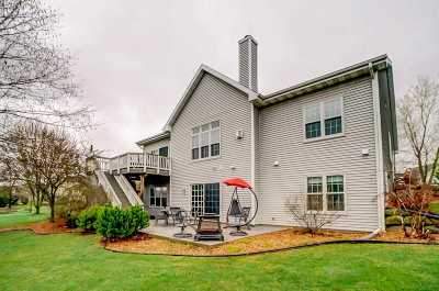 Fitchburg Single Family Home For Sale: 5240 Stoneman Dr
