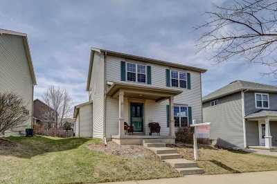 Madison Single Family Home For Sale: 626 Milky Way